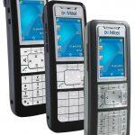 Aastra 610d, Aastra 620d, Aastra 630d - DECT-Telefone mit flexibel einstellbarer Bedienoberfläche, unterstützt encryption (Verschlüsselung) an Aastra DECT-Systemen